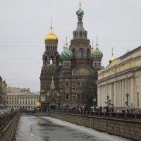 Храм Спас-на-Крови :: Валентина Жукова