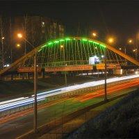 Пешеходный мост :: Vladimir