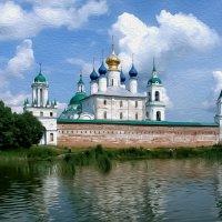Спасо-Яковлевский монастырь :: Олег Пученков