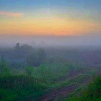туман.рассвет :: юрий иванов