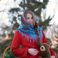 Русская красавица :: DaRiA V