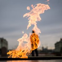Burning man :: Антон Смульский