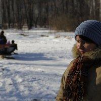 зимняя прогулка :: Настасья Мишаева
