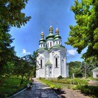 Георгиевский собор :: Владимир Клюев