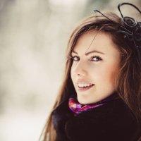 Незнакомка :: Люся Мальханова