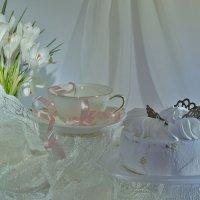 Белый тортик :: Наталия Лыкова