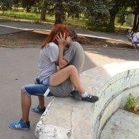 А если это любовь? :: Владимир Болдырев