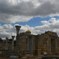 Памятники древнего Херсонеса :: Roman