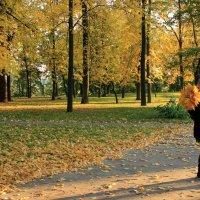 золотая осень :: Марина Хрущева