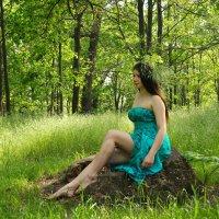 Дівчина-весна :: Ника Светлакова