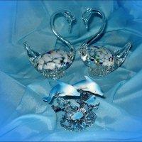 В голубых волнах :: Нина Корешкова