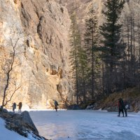 Река :: Александр Бабарика