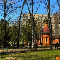 все станет вокруг голубым и зеленым... :: Александр Корчемный