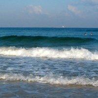 море волнуется два...... :: Герович Лилия