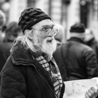 Шарж не хотите? :: Александр Степовой
