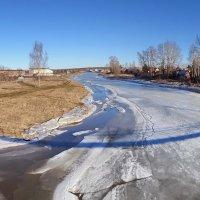 Когда потрескивают льды :: Валерий Талашов