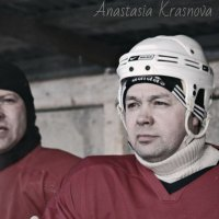 Хоккеист :: Анастасия Краснова
