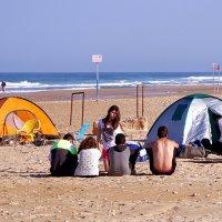 утро на диком пляже :: evgeni vaizer