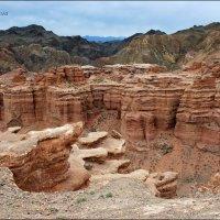 Это не Колорадо, это Чарынский каньон. :: Anna Gornostayeva