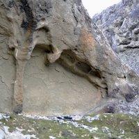 Отпечаток гигантской стопы :: Aidar Атамамедов