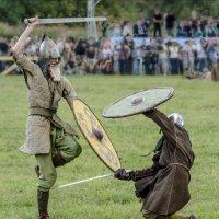 Битва :: Михаил Тищенко