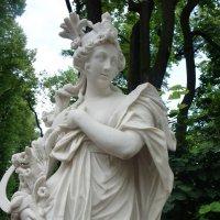 «Церера. Т.  Квеллинус. Фландрия. 1690-е гг.» :: Елена Павлова (Смолова)