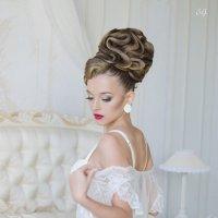 Утро невесты :: Gannochka