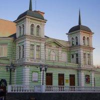 Театр г.Днепродзержинск :: Ксения Довгопол