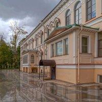 Санкт-Петербург, корпус  Вознесенского Новодевичьего монастыря :: Александр Дроздов