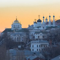 Доброе утро, Нижний! :: Дмитрий Гортинский