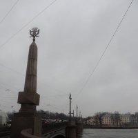 улицы, проспекты, мосты... :: Евгения Чередниченко