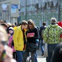 мир для двоих или микрокосмос :: Олег Лукьянов