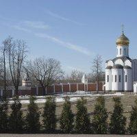 Николо Угрешский монастырь :: Игорь Егоров