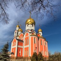 Собор Георгия Победоносца в Одинцово :: Юрий Кольцов