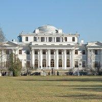 Елагин дворец (задний фасад ) :: Олег Попков
