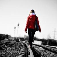 Железная дорога :: Семен Кактус
