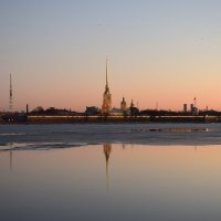 Северный город. :: vkosin2012 Косинова Валентина