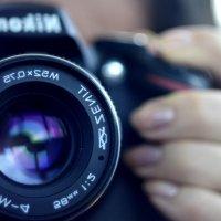 Гелиос 44 +Nikon :: Елена Нор