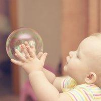 Тая и пузырь :: Андрей Макаров