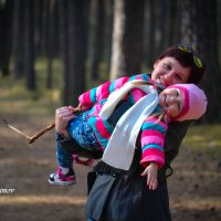 мои девчёнки:) :: Андрей Герасимов