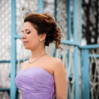 Прогулка золушки :: Полина Долматова