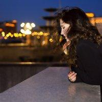 Ночной портрет :: Оксана Kричевцова