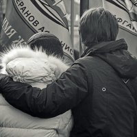 """Митинг """"Антимайдан"""" в Москве 21 февраля 2015г :: Евгений Жиляев"""