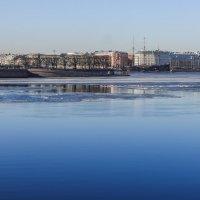 Весна на Неве . :: Андрей Якимюк