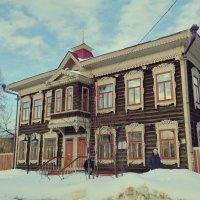 городок провинциальный :: Евгения Семененко