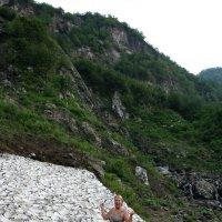 На одной из вершин Коасной поляны. Сочи :: Tata Wolf