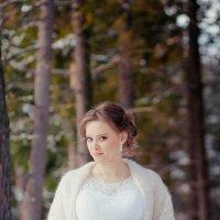 в лесу :: Алина Тимурова