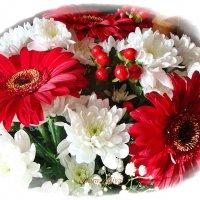 Букет в подарок :: Лидия (naum.lidiya)