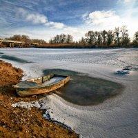 Лодка :: Сергей Попрошаев