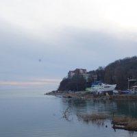 Там где река впадает в море :: Виктория Попова